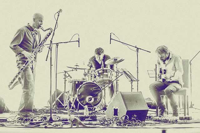 Lucien Dubuis Trio. Фото: Антон Богомолов